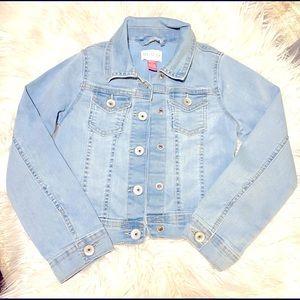 Jean Jacket  size  5/6